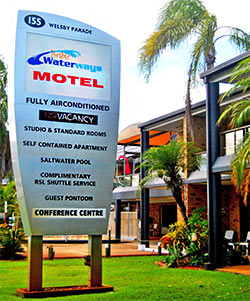 Bribie Island Waterways Motel - 155 Welsby Parade Bribie Island QLD 4507